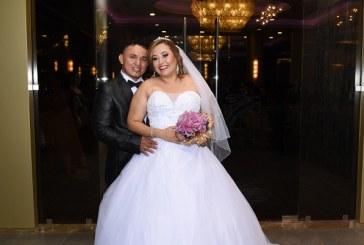 La boda Blandon-Ortega…la unión de dos corazones enamorados