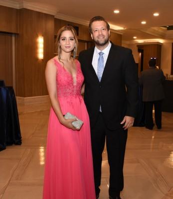 Andrea Sierra y Ernesto Lardizábal