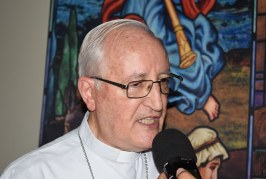 Monseñor Ángel Garachana aclara que libelo que circula en redes sociales no lo escribió él