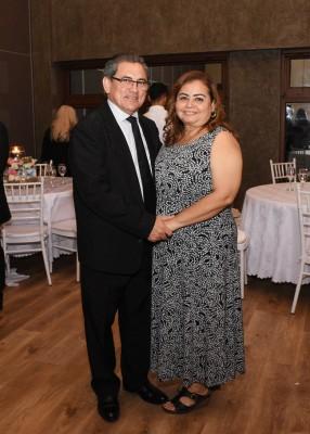 Audencio Fernández y Yolanda de Fernández
