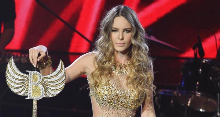La cantante Belinda inicia el 2020 como empresaria de productos de belleza