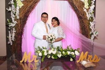 La boda Antúnez-Yuja…una promesa de amor cumplida