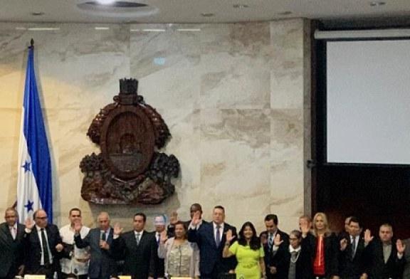 Congreso Nacional elige junta directiva para el periodo 2020- 2022