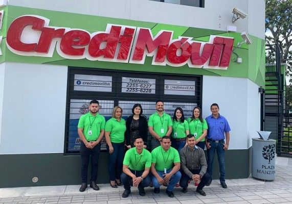 Credimovil apertura modernas instalaciones con novedosas oportunidades para los capitalinos