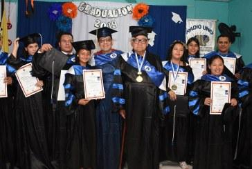 """Solemnes actos de graduación del Instituto Semi oficial """"Primero de Diciembre"""""""