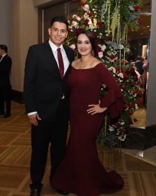 Damian Delgado y Jennifer Delgado