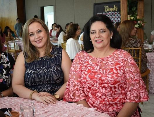 Diana Sánchez de Cárdenas y Diana García