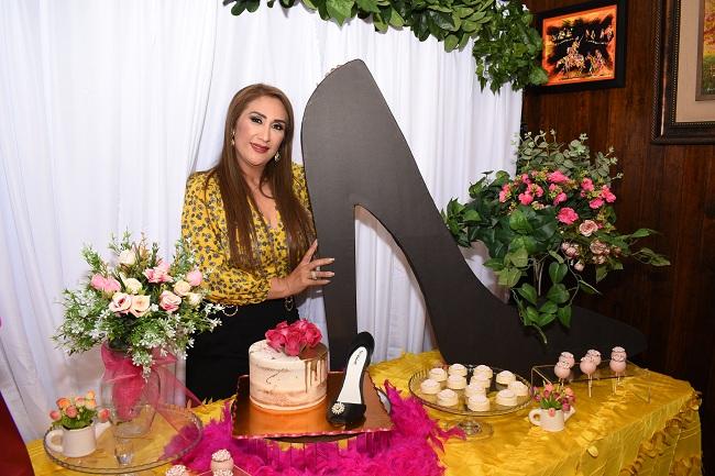 Dina Toditos de Morales y su exclusiva celebración de cumpleaños