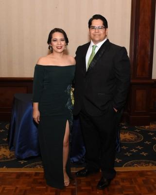 El hermano de la novia, Marcos Castro y Marcela de Castro