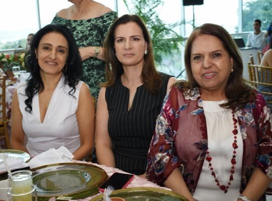 Elen Qubain, Rania Jarufe y Siham Zummar