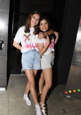Elysa Berkeley y Valeria Castillo