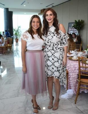 Esther Canahuati y Nadia de Canahuati