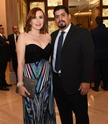 Gloria y Rolando Pineda