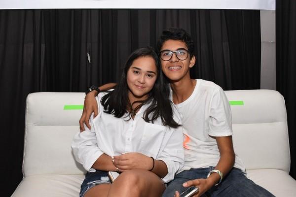 Graciela Duarte y Sergio Suazo