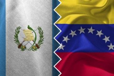 Nuevo presidente de Guatemala rompe relaciones con Venezuela de 'manera definitiva'
