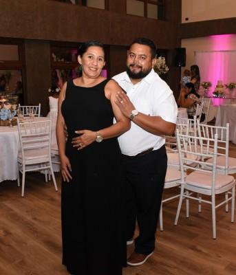 Isabel Sánchez y Dany Sánchez