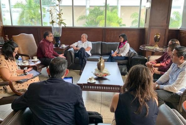 """La CCIC se sumará al programa del Gobierno de México, """"Jóvenes Construyendo el Futuro"""""""