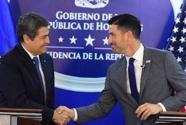 """Avances de acuerdos migratorios con EEUU """"son impresionantes"""": Hernández"""