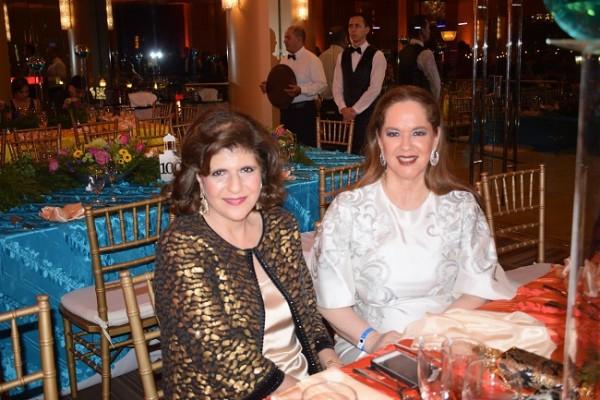 Jackie de Kury y Debbie de Kafati