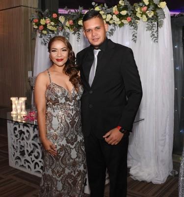 Jenny Díaz y Jean Carlos Reyes