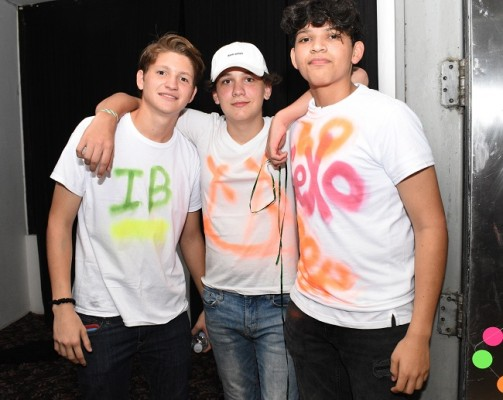 Jensen Carter, Anthony Berkeley y Daniel Rodríguez