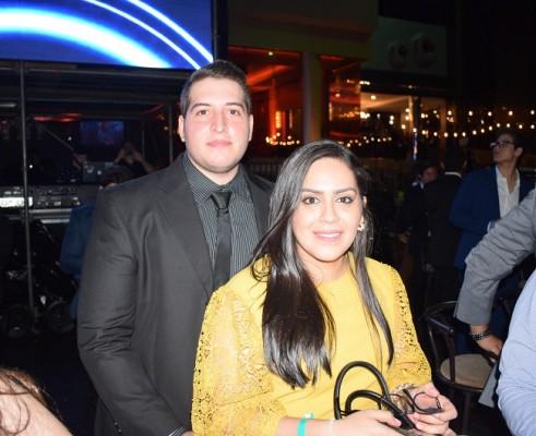 Jorge Cruz y Carmen Díaz