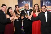 Brindis de JCI San Pedro en su gala de toma de posesión 2020