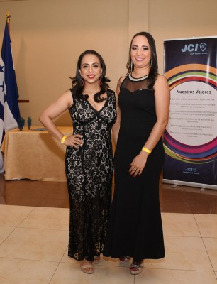 Juani Rubí y Paola Ocampo