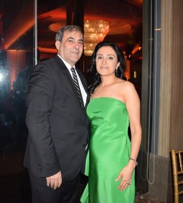 Karim y Ellen Qubain