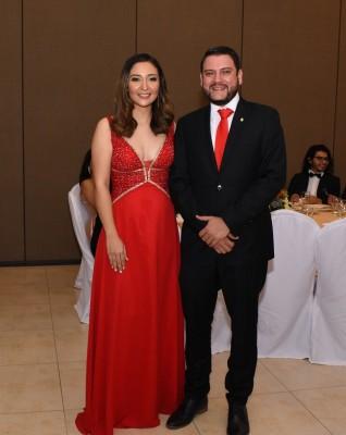 Laura Fajardo Cabus y Ricardo Paredes