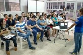 Imparten curso gratuito de lenguaje de señas en San Pedro Sula