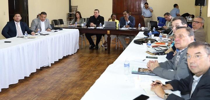 Proyecto de Ley electoral del CNE ampliamente socializada por el Congreso Nacional