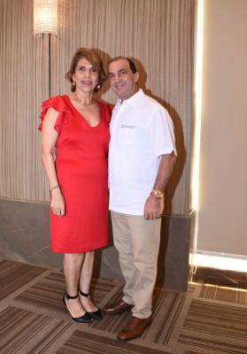 Lilian y José Jaar.