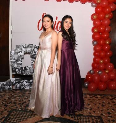 María Duarte y Andrea Padilla