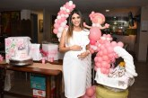 Todo sobre el delicado baby shower de María José Galindo