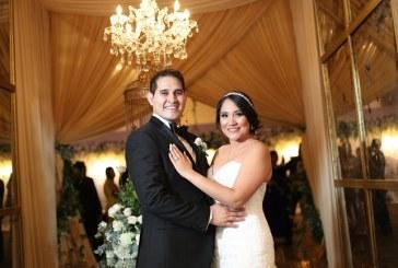 Bryan y Mariela: una boda de pura inspiración y amor
