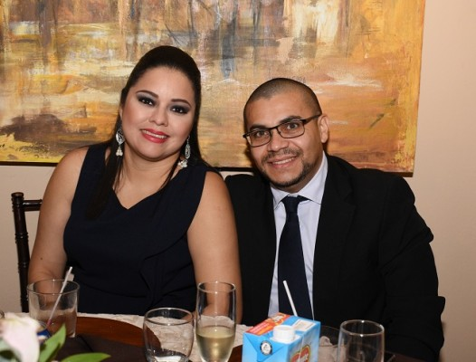 Marlon y Stefany González