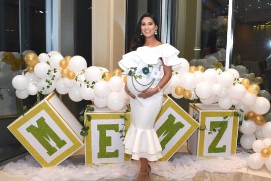 Fabuloso baby shower de Michelle Zelaya