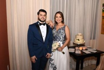 Nicole y Roman: el romanticismo de una boda única y con mucha personalidad