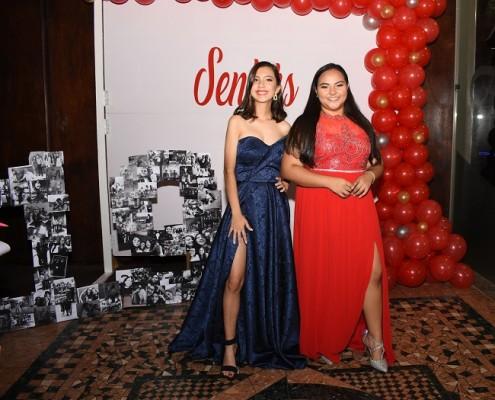 Nicole Rodríguez y Keren Maradiaga