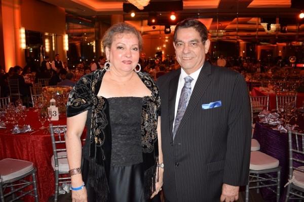 Norma y José Edgardo Valerio