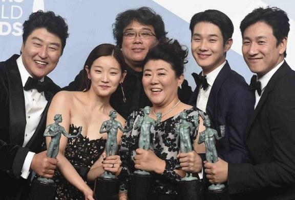 """Película surcoreana """"Parasite"""" triunfa en los premios del Screen Actors Guild"""