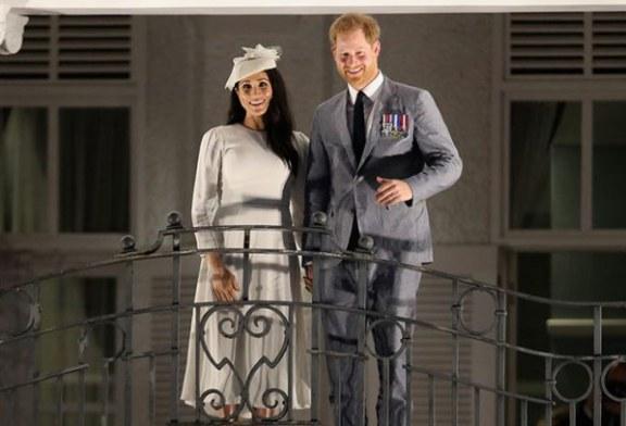 El Príncipe Harry y su esposa Meghan renunciarán a sus títulos nobiliarios
