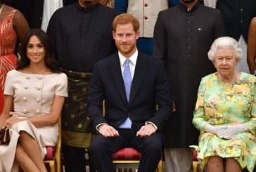 La reina Isabel otorga el visto bueno para que Meghan y Harry comiencen una nueva vida