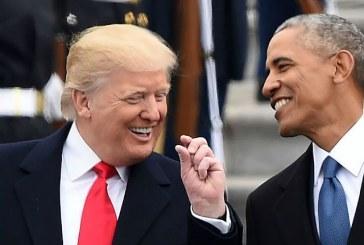 Trump y Barack Obama los hombres más admirados por los estadounidenses en 2019