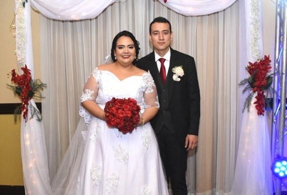 La boda Alvarado-Mencía ¡tan emotiva como inolvidable!