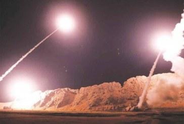 Irán bombardea con misiles una base aérea de Irak que alberga tropas estadounidenses