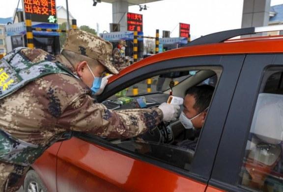 China mantiene 'cerradas' cuatro ciudades para evitar propagación de coronavirus