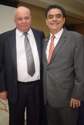 Alberto Pozo y Héctor Aguilar