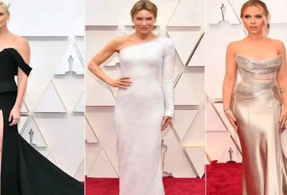 La alfombra roja en la 92 edición de los Premios Oscar 2020